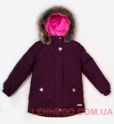 Lenne Milly удлиненная куртка парка для девочки