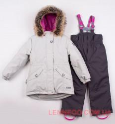 Lenne Milly+Heily комплект для девочки бежевый