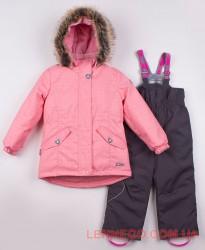 Lenne Milly+Heily комплект для девочки розовый
