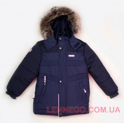 Зимняя куртка для мальчика lenne milo 18337/229