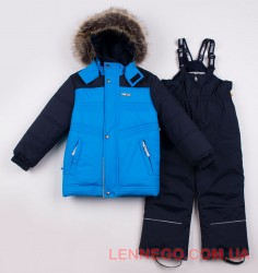 Lenne Milo+Jack комплект для мальчика голубой