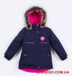 Зимняя куртка парка для девочки lenne miriam 19329/229
