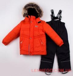 Lenne Milo+Jack комплект для мальчика оранжевый