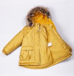 Lenne Perla удлиненная куртка парка для девочки 20332-112