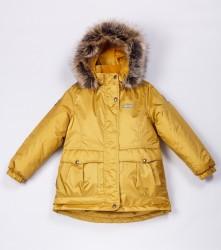 Зимняя куртка парка для девочки lenne perla 20332/112