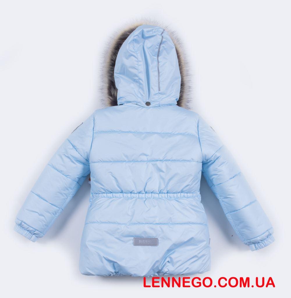 Lenne Perle куртка для девочки голубой