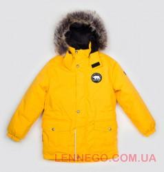 Lenne Ralph удлиненная куртка парка для мальчика, желтая