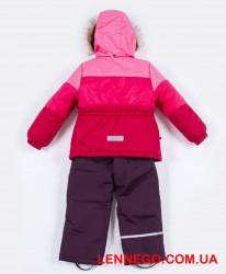 Lenne Robina комплект для девочки красный