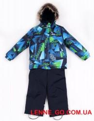 Комплект для мальчика Lenne Robis 19320D/6330 сине-зеленый
