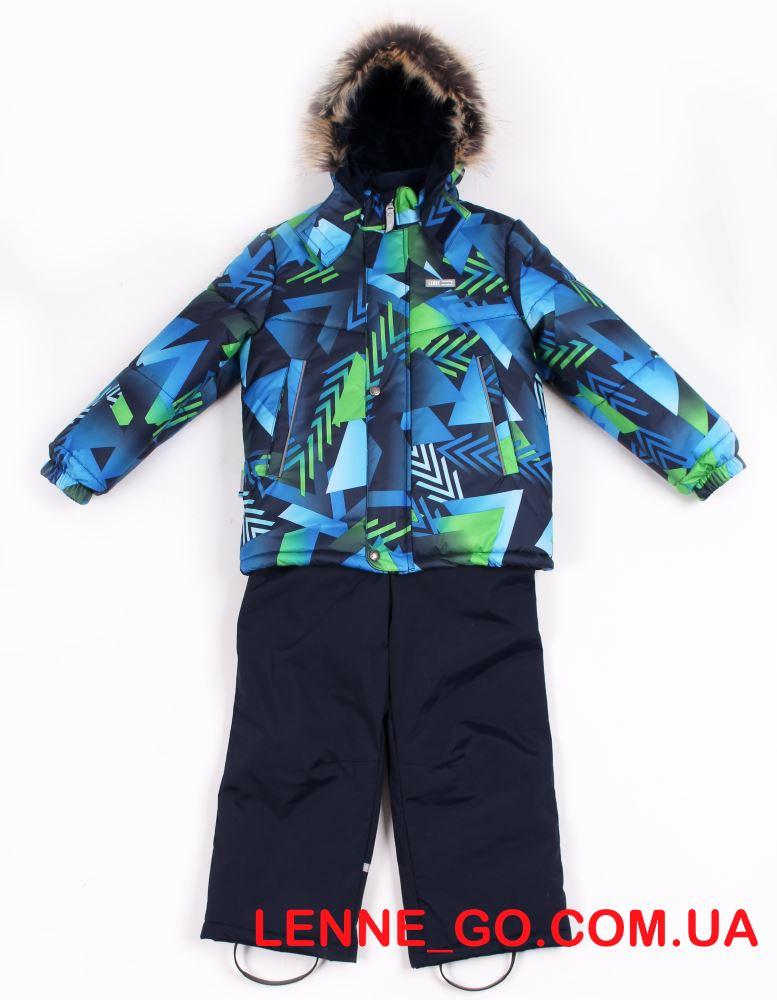 Lenne Robis комплект для мальчика синий-зеленый