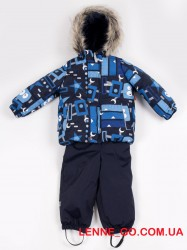 Зимний комплект для мальчика lenne (ленне) roby 19314/2290