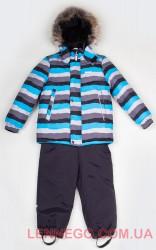 Зимний комплект для мальчика (куртка+полукомбинезон) Lenne Rokcy 18320B/3900