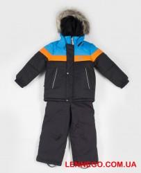Зимний комплект для мальчика (куртка+полукомбинезон) Lenne Ron 19722/200