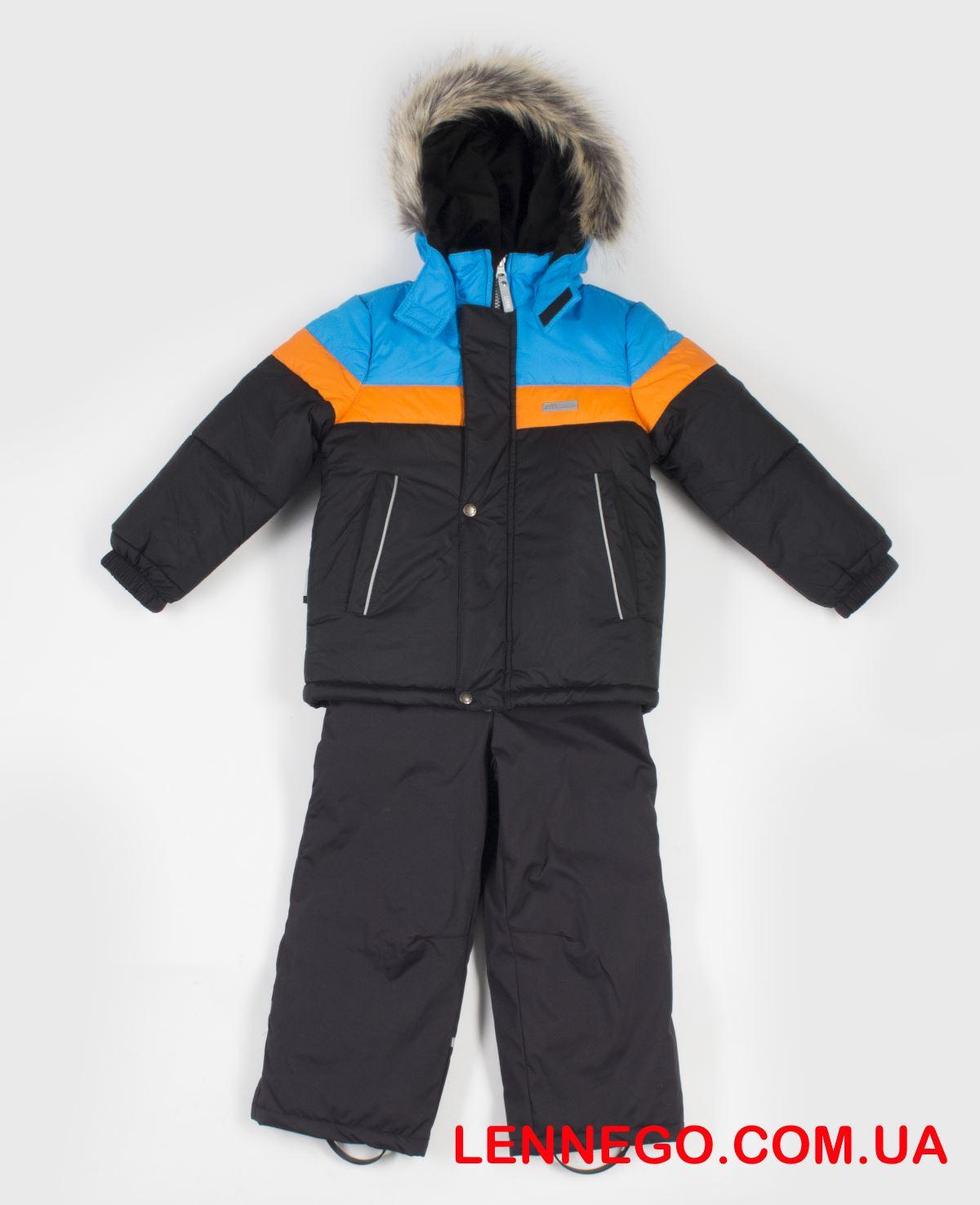Lenne Ron комплект для мальчика оранжевая полоска