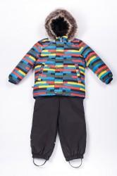 Зимний комплект для мальчика lenne ronin 20320b/4700