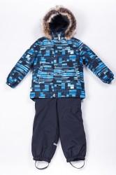 Зимний комплект для мальчика lenne ronin 20320b/6370