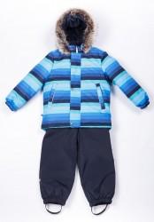 Зимний комплект для мальчика lenne ronin 20320b/6371