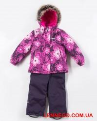 Купить зимний костюм для девочки lenne rossa 19320С/6230