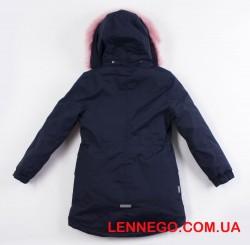 Lenne Rosa куртка парка для девочки тёмно-синяя подросток