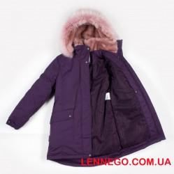 Lenne Rosa куртка парка для девочки фиолет подросток