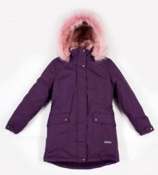 Lenne Rosa куртка парка для девочки фиолет подросток 19671/608