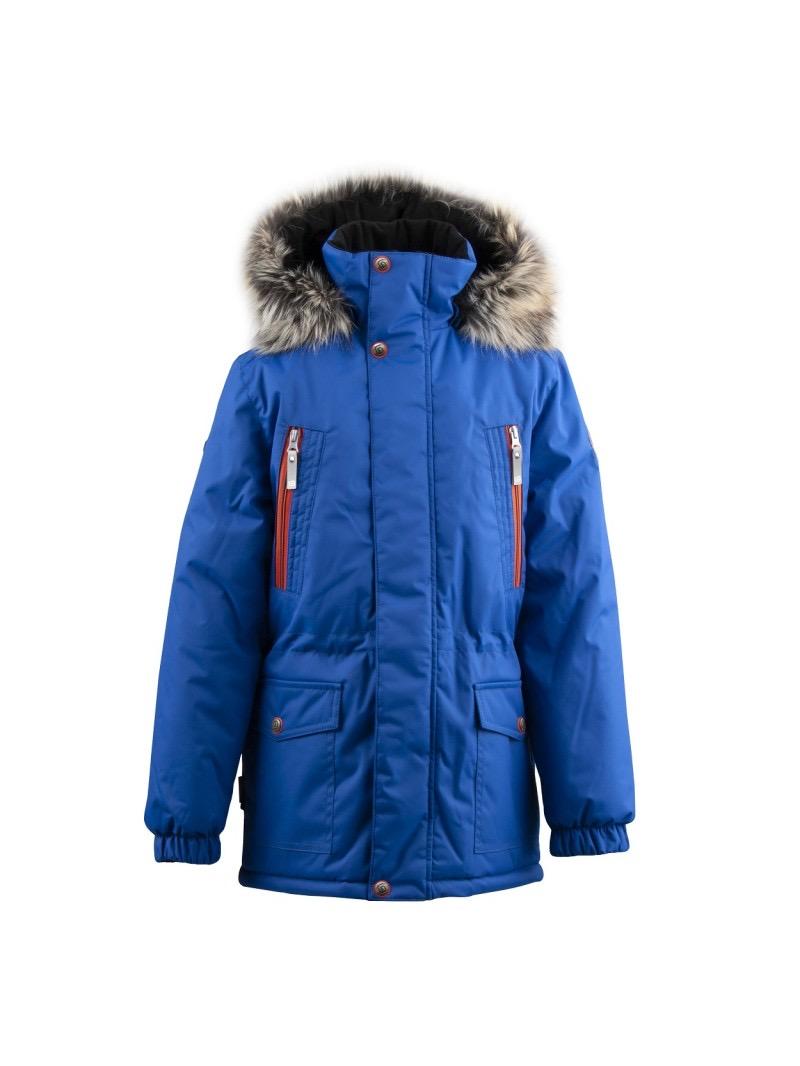 Lenne Rowen зимняя куртка парка для синяя