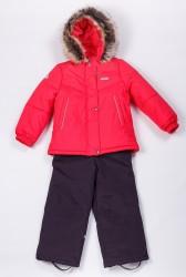 Зимний комплект для девочки (куртка+полукомбинезон) lenne rowena 20723/185