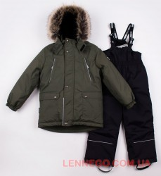 Lenne Storm+Jack комплект для мальчика зеленый