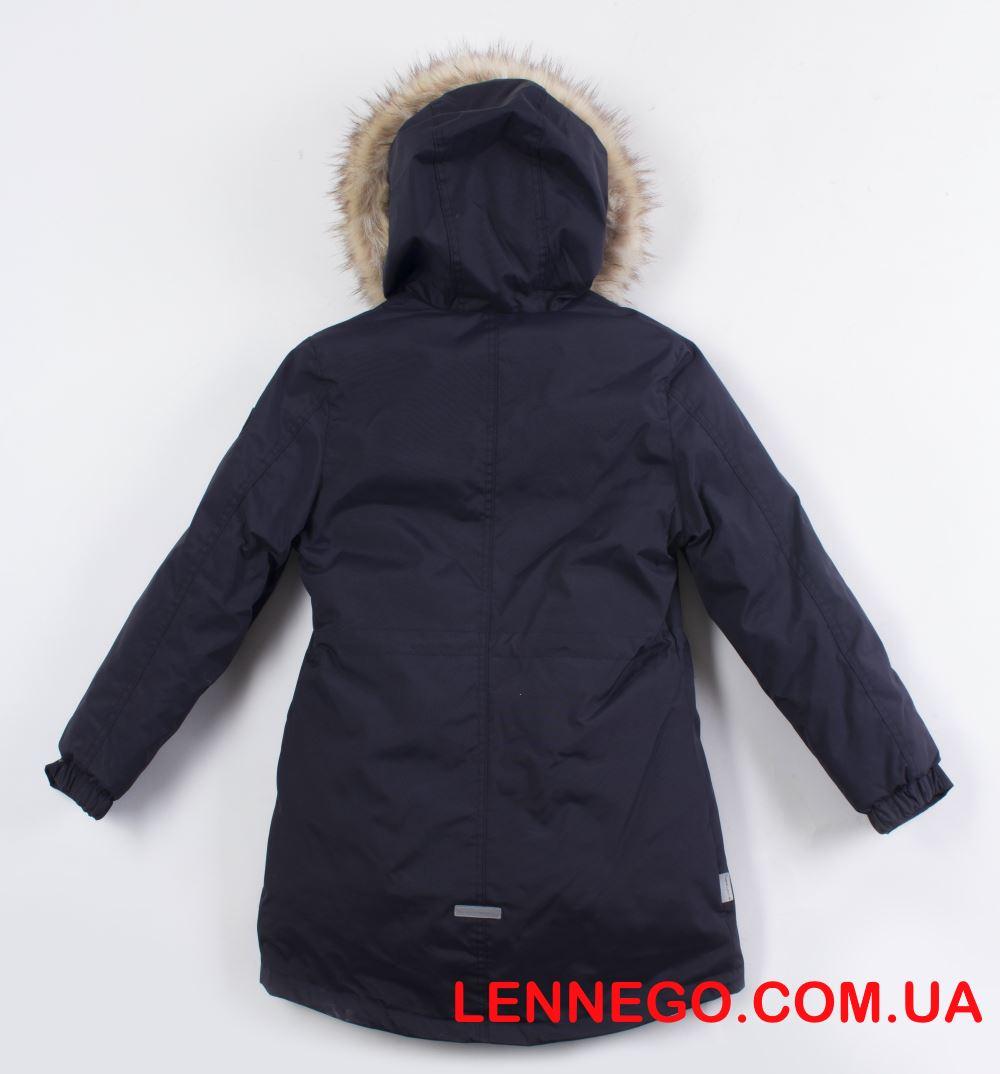 Lenne Tessa куртка парка для девочки графит