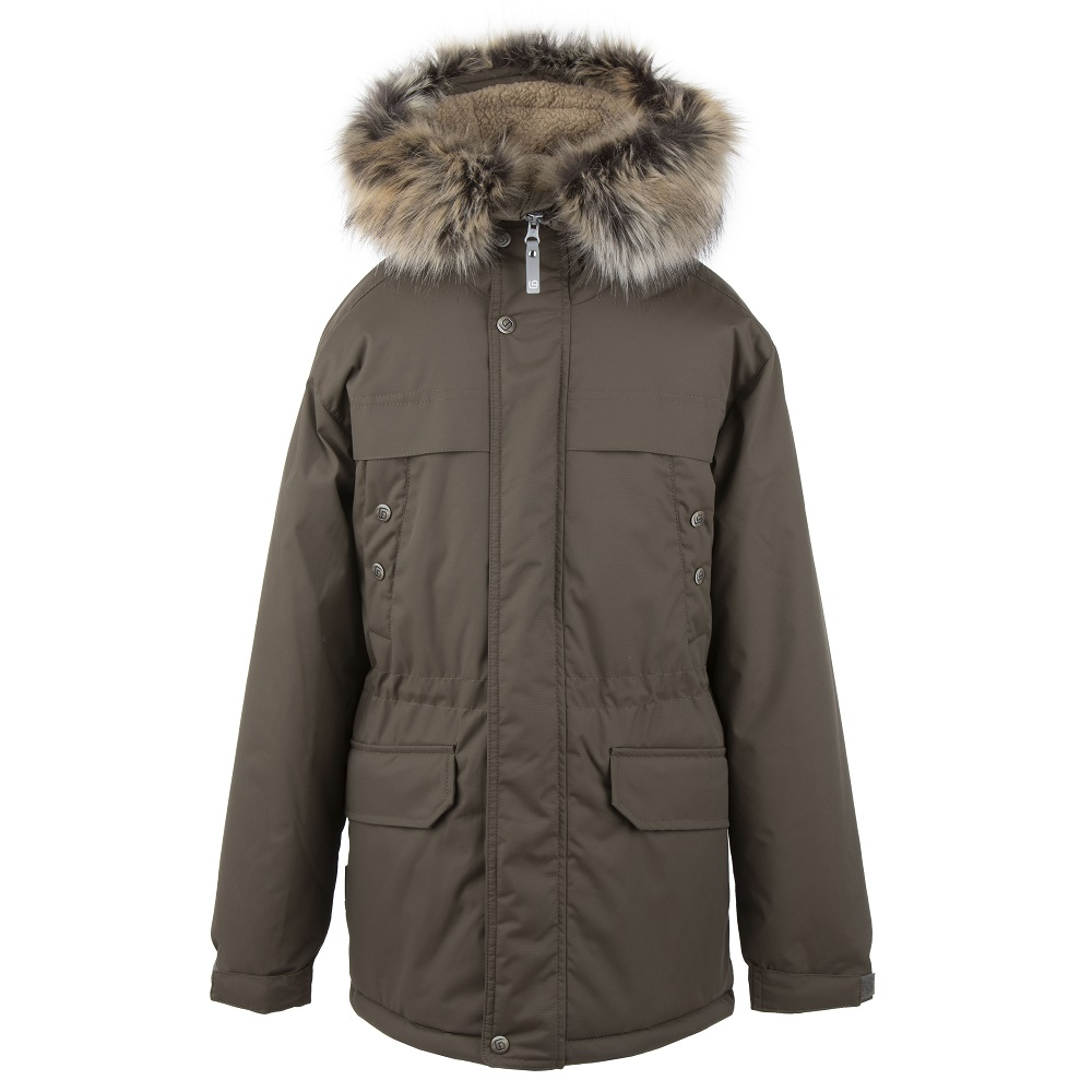 Lenne Wafi куртка парка для мальчика 20369A-810