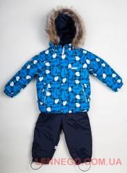 Теплый комплект для мальчика Lenne Zoomy 18315/6333