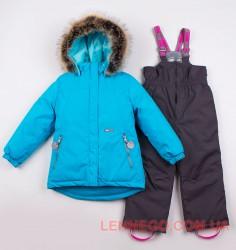 Lenne Marion+Heily комплект для девочки бирюзовый