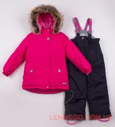 Lenne Milly+Heily комплект для девочки малиновый