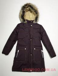 Lenne Isadora пальто для девочки шоколад