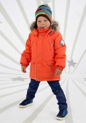 Куртка парка для мальчика lenne storm 18341/455