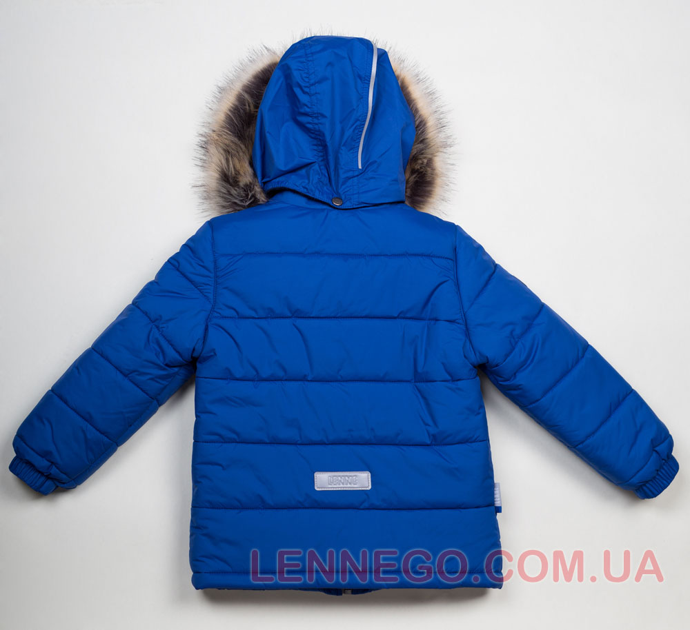 Lenne Timmy зимняя куртка для мальчика синяя